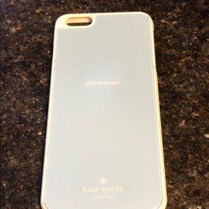Kate Spade  IPhone 6plus case